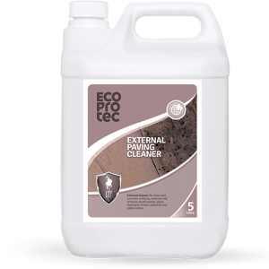 External Paving Cleaner